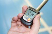 Анемометр Testo 405 - карманный термоанемометр стик-класса