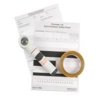 Набор для определения запыленности поверхности Elcometer 142 (ISO 8205-3)