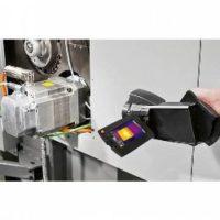 Лазерный тепловизор Testo 890-2 строительный с дополнительным объективом