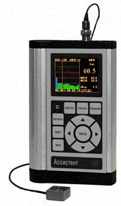 Виброметр, шумомер и анализатор спектра АССИСТЕНТ SI V1