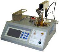 Аппарат для определения температуры вспышки в закрытом тигле  ТВЗ-ЛАБ-11