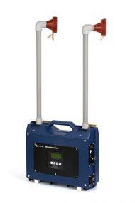 Прибор для отбора проб воздуха ПА-300М-1 (пластиковый)