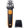 Смарт-зонд Testo 410i - Анемометр с крыльчаткой с Bluetooth, управляемый со смартфона/планшета (0560 1410)