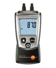TESTO 510 — Дифференциальный манометр
