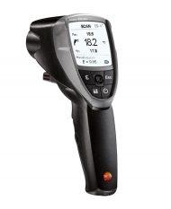 Пирометр Testo 835-H1 — инфракрасный термометр с интегрированным модулем влажности