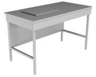 Стол для весов НВ-1200 ВГ (1200*600*750)