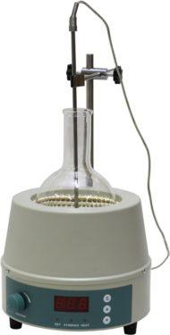 Колбонагреватель Stegler KНМ-500 (500 мл до +450 °C, перемешивание)