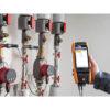 Анализатор дымовых газов Testo300 Longlife O2, СО с H2-компенсацией до 8 000 ppm