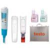 Стартовый комплект testo 206-pH2 - Карманный pH-метр с принадлежностями (0563 2066)