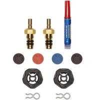 Цифровые коллекторы-комплект для замены клапанов Testo (0554 5570)