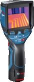 Bosch GTC 400 C — тепловизор с инфракрасным датчиком