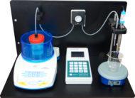 Комплект для автоматического потенциометрического кислотно-основного титрования «Титрион-рН»