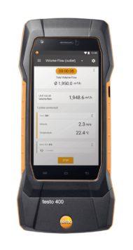 testo 400 — Универсальный измерительный прибор для контроля микроклимата (0560 0400)