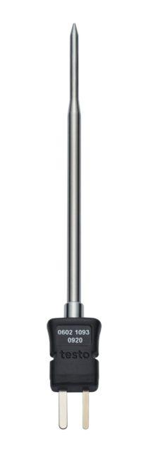 Testo 915i - Термометр с погружным/проникающим зондом, управляемый со смартфона (0563 1915)